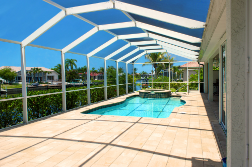 How Long Does A Pool Enclosure Take To Build In Florida