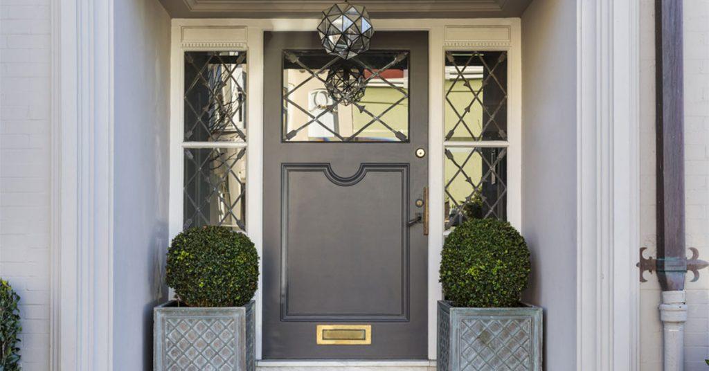 front entryway Aluminum Master LLC